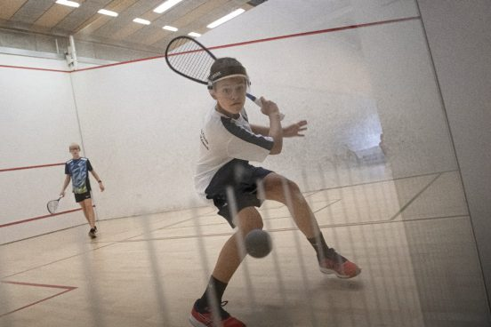 How long is a game of squash? – Improve Squash