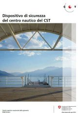 Dispositivo di sicurezza del centro nautico